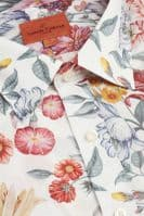 Simon Carter Made with Liberty Fabric Stately Bouquet Shirt